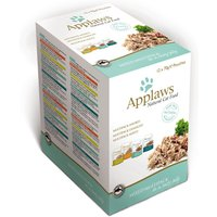Applaws Cat Pouches Mixed Pack in Jelly 70g - Mixed Selection 12 x 70g
