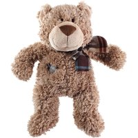 Hunter Patchwork Byron Bear - approx. 37 x 20 x 11 cm (L x W x H)
