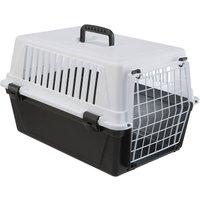 Mappa Pet Carrier - Black & White - 48 x 32.5 x 39 cm (L x W x H)