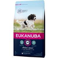 Eukanuba Medium Breed Adult - Chicken - 3kg