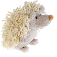 Spikey the Hedgehog Dog Toy with Squeaker - approx. 17cm
