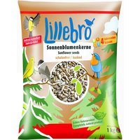 Lillebro Husk-Free Sunflower Seeds - Economy Pack: 3 x 1kg