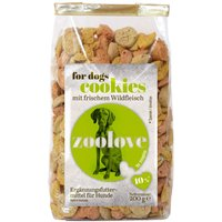 zoolove Dog Treats Saver Pack 3 x 200g - Game