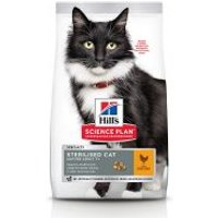 Hill's Mature Adult Sterilised con pollo pienso para gatos - 10 kg