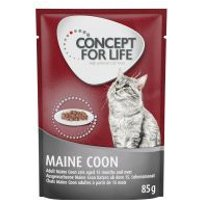 Concept for Life Maine Coon Adult en bolsitas - 48 x 85 g