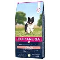 Eukanuba Senior razas pequeñas y medianas, con cordero y arroz - 12 kg