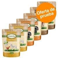 Oferta de prueba Lukullus bolsitas 6 x 300 g - Pack mixto I - Mediterráneo