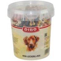 Dibo mix de premios para perros (semi-húmedos) - 3 x 500 g - Pack Ahorro