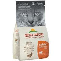 Almo Nature Holistic pavo y arroz - 2 x 12 kg - Pack Ahorro