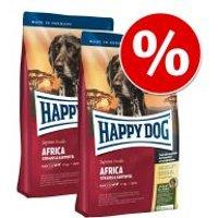 Pack Ahorro: Happy Dog Supreme - Sensible Nueva Zelanda 2 x 12,5 kg