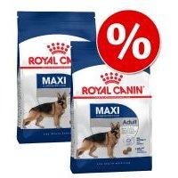 Pack Ahorro: Royal Canin 2 x 8-15 kg - Maxi Junior  - 2 x 15 kg