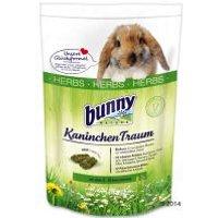 Comida Bunny Kaninchen Traum HERBS para conejos - 2 x 4 kg - Pack Ahorro