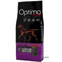 Optimanova Large Adult con pollo y arroz para perros - 12 kg