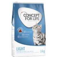 Concept for Life Light Adult - 3 x 3 kg
