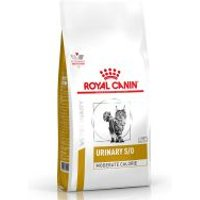 Royal Canin Urinary S/O Moderate Calorie Veterinary Diet pienso para gatos - 2 x 9 kg - Pack Ahorro