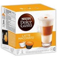 3  Packungen à 18 Kapseln Nescafé Dolce Gusto Latte Macchiato Kapseln