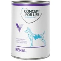 Concept for Life Veterinary Diet Renal para perros - 24 x 400 g