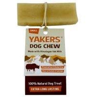 YAKERS Dog Chew snacks de leche para perros - Medium: perros medianos - 70 g