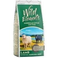 Wild Elements - Cordero - 2 x 12 kg - Pack Ahorro