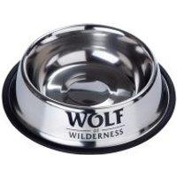 Comedero Wolf of Wilderness de acero para perros ¡en oferta! - 850 ml, 23 cm de diámetro