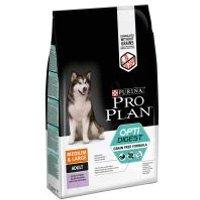 Purina Pro Plan Medium/Large Adult OptiDigest sin cereales  - 2 x 12 kg - Pack Ahorro