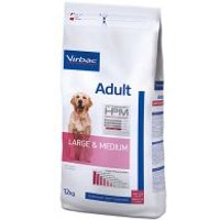 Virbac Veterinary HPM Adult Large & Medium - 2 x 12 kg - Pack Ahorro