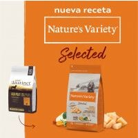 Nature's Variety Selected Medium Adult pollo de corral  - 2 x 12 kg - Pack Ahorro