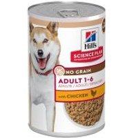 Hill's Science Plan Adult No Grain mit Huhn - 12 x 363 g