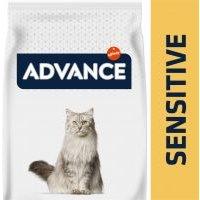Advance Sensitive Adult con salmón y arroz - 2 x 10 kg - Pack Ahorro