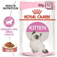 Royal Canin Kitten in Salsa - 48 x 85 g