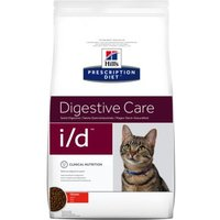 Hill's Prescription Diet i/d Digestive Care Katzenfutter mit Huhn - 1,5 kg