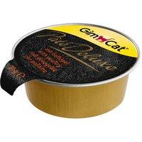 GimCat Pâté Deluxe mit Geflügel - Sparpaket 9 x 21 g