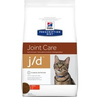 Hill's Prescription Diet j/d Joint Care Katzenfutter mit Huhn - Sparpaket: 2 x 5 kg