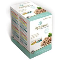 Applaws Pouch in Jelly Mix 12 x 70 g - Mix (4 Sorten)