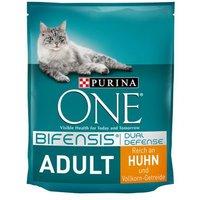 Purina ONE Adult Huhn & Vollkorngetreide - 2 x 9,75 kg