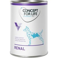 Concept for Life Veterinary Diet Dog Renal - 12 x 400 g