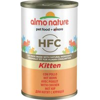 Almo Nature Classic HFC Kitten Huhn - 12 x 140 g