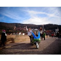Rikscha Tour Heidelberg