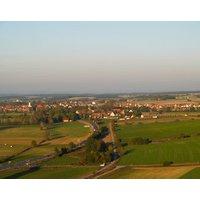 Ballonfahrt Coburg / Untersiemau