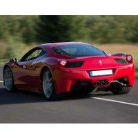 Ferrari fahren Arnstein