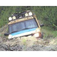 Geländewagen offroad fahren Zossen