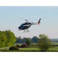 Hubschrauber selber fliegen Rothenburg ob der Tauber