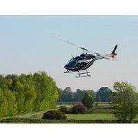 Hubschrauber selber fliegen Straubing