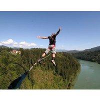 Bungee Jumping Klaus an der Pyhrnbahn, Oberösterreich