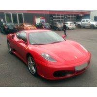 Ferrari fahren Drees