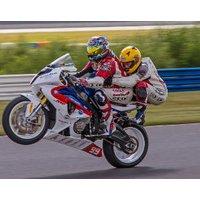 Motorrad-Renntaxi Klettwitz