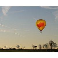 Romantische Ballonfahrt Schweinfurt