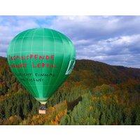 Ballonfahrt Geislingen an der Steige