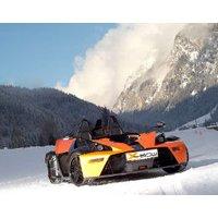 KTM X-Bow Rennen Thomatal