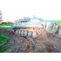 Panzer fahren Bäbelin/Kuchelmiss